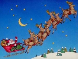 Christmas Santa Clauss